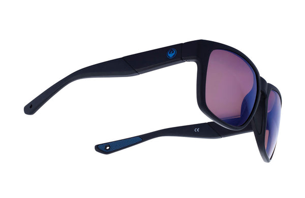 Dragon - SeafarerX Matte Black / Copper Performance Polar Sunglasses