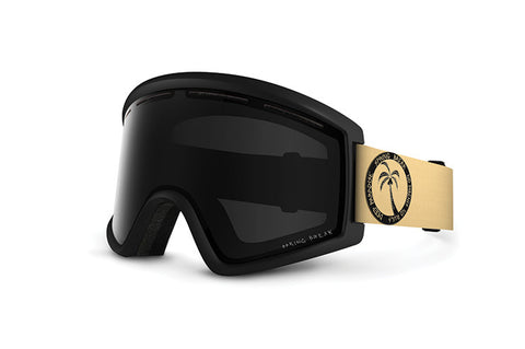VonZipper - Cleaver Spring Break Snow Goggles / Black Lenses