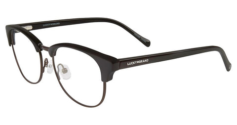 Lucky Brand - D806 47mm Black Eyeglasses / Demo Lenses