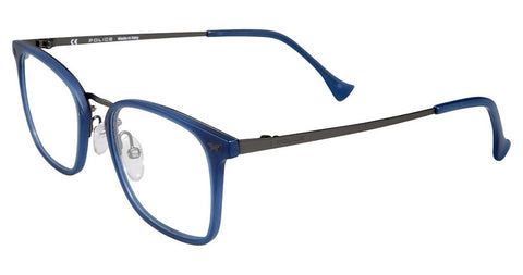 Police - VPL045 50mm Blue Eyeglasses / Demo Lenses