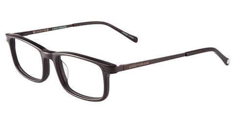 Lucky Brand - D805 48mm Matte Black Eyeglasses / Demo Lenses