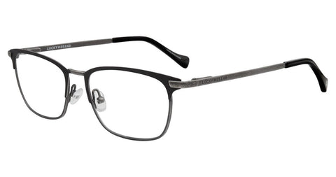 Lucky Brand - D812 49mm Black Eyeglasses / Demo Lenses