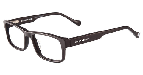 Lucky Brand - D804 49mm Matte Black Eyeglasses / Demo Lenses