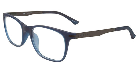 Police - V1974 52mm Blue Eyeglasses / Demo Lenses