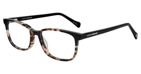 Lucky Brand - D716 49mm Black Eyeglasses / Demo Lenses
