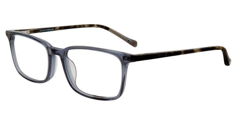 Lucky Brand - D811 48mm Black Eyeglasses / Demo Lenses
