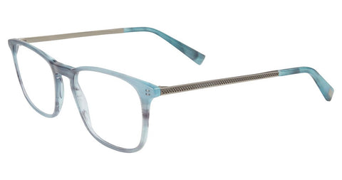 John Varvatos - V370 52mm Blue Eyeglasses / Demo Lenses