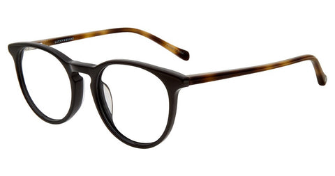 Lucky Brand - D810 45mm Black Eyeglasses / Demo Lenses