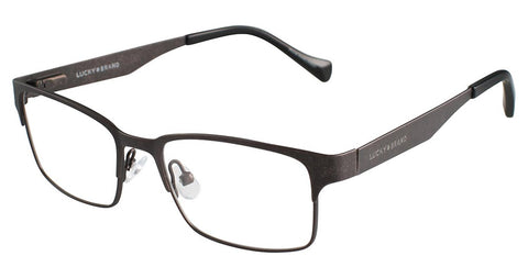 Lucky Brand - D808 47mm Black Eyeglasses / Demo Lenses