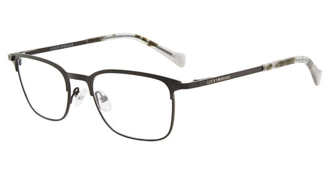 Lucky Brand - D814 49mm Black Eyeglasses / Demo Lenses