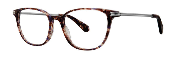 Zac Posen - Maryse 50mm Wisteria Eyeglasses / Demo Lenses