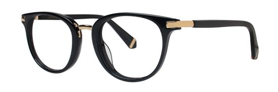 Zac Posen - Dayle 48mm Black Eyeglasses / Demo Lenses