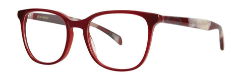 Vera Wang - V390 51mm Red Tortoise Eyeglasses / Demo Lenses