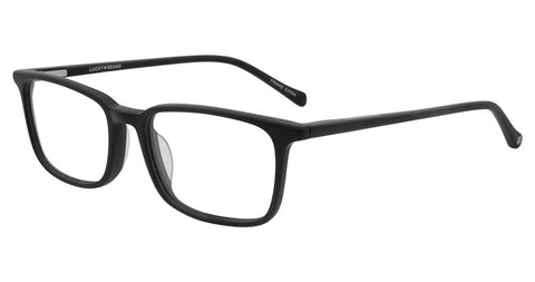 Lucky Brand - D811 48mm Matte Black Eyeglasses / Demo Lenses