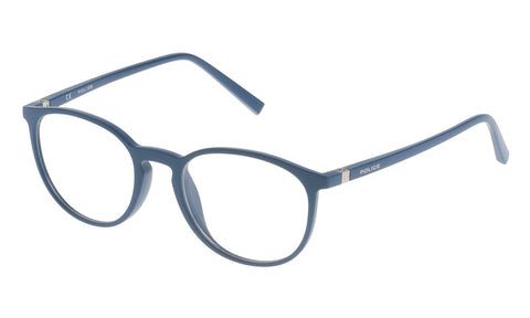 Police - V1973 50mm Blue Eyeglasses / Demo Lenses