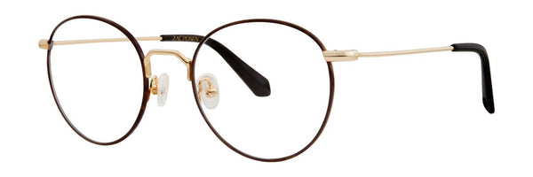 Zac Posen - Hedy 49mm Tortoise Eyeglasses / Demo Lenses