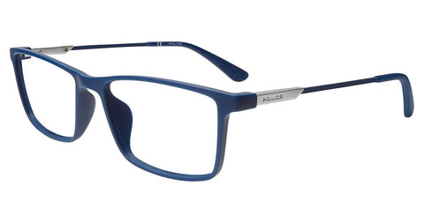 Police - VPL696 53mm Blue Eyeglasses / Demo Lenses