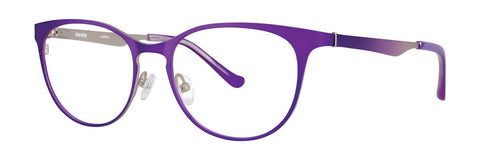 Kensie - Radiant 52mm Purple Eyeglasses / Demo Lenses