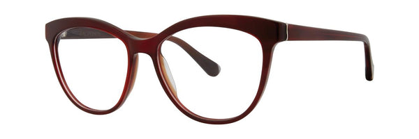 Zac Posen - Rumia 53mm Ruby Eyeglasses / Demo Lenses