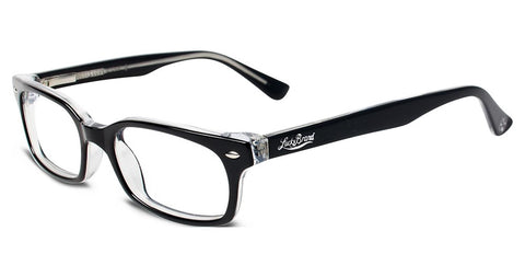 Lucky Brand - Wonder Black Eyeglasses / Demo Lenses