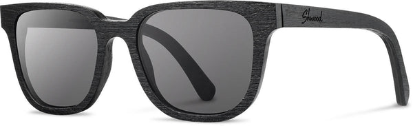 Shwood - Prescott Dark Walnut / Grey Polarized Sunglasses