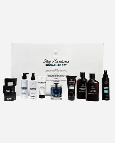 Blind Barber - Stay Handsome Signature Set