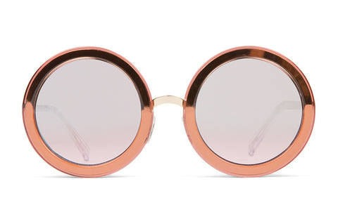 VonZipper - Fling Dusty Pink Sunglasses / Dusty Pink Lenses