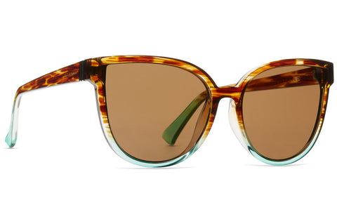 VonZipper - Fairchild Paradise Cove Sunglasses / Bronze Lenses