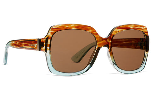 VonZipper - Dolls Paradise Cove Sunglasses / Bronze Gradient Lenses