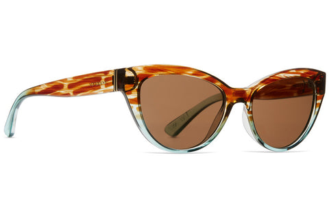 VonZipper - Ya Ya! Paradise Cove Sunglasses / Bronze Lenses
