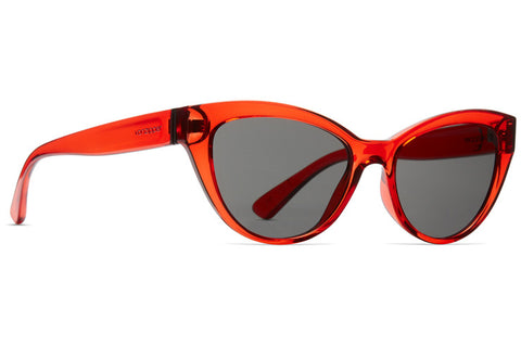 VonZipper - Ya Ya! Red Hot Sunglasses / Grey Lenses