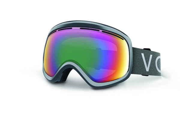 VonZipper - Skylab Charcoal CCH Goggles, Chrome Lenses
