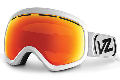 VonZipper - Skylab White / Fire Chrome WFC Goggles