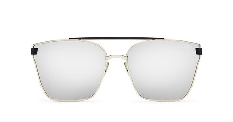 Quay My Girl Black / Blue Sunglasses