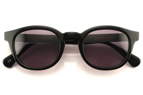 Wildfox - Smart Fox Black Sunglasses