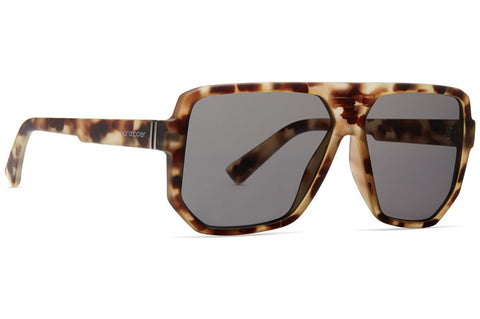VonZipper - Roller Dusty Tortoise Satin Sunglasses / Grey Lenses