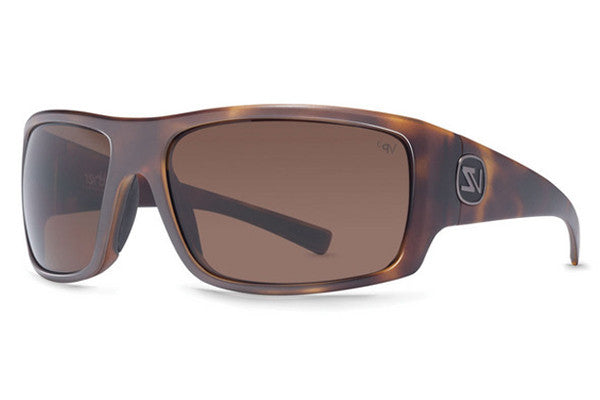 VonZipper - Suplex Tortoise Gloss TPZ Sunglasses, Bronze Poly Polarized Lenses