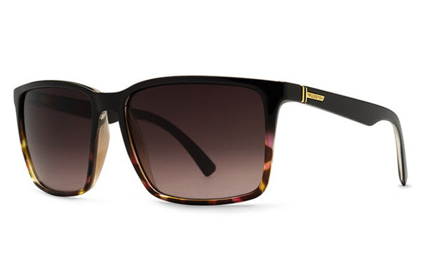 Von Zipper - Lesmore Brown Fade Raspberry BFR Sunglasses, Gradient Lenses