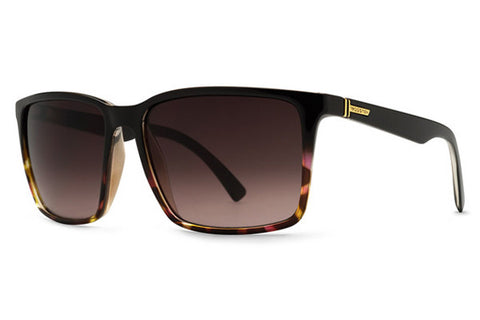 VonZipper - Lesmore Brown Fade Raspberry BFR Sunglasses, Gradient Lenses