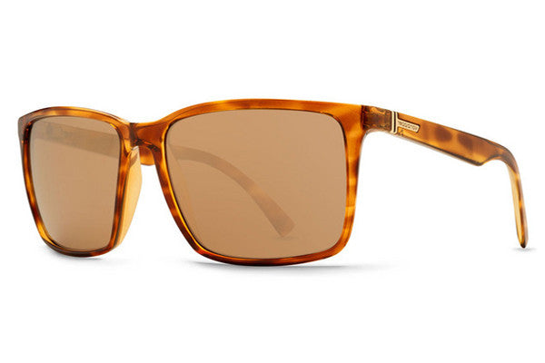 Von Zipper - Lesmore Tortoise Gloss TRG Sunglasses, Gold Glo Lenses