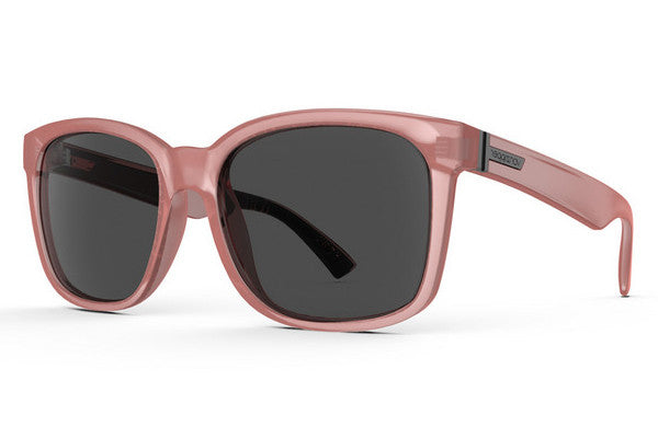 Von Zipper - Howl B4bc Coral Gloss COR Sunglasses, Grey Lenses