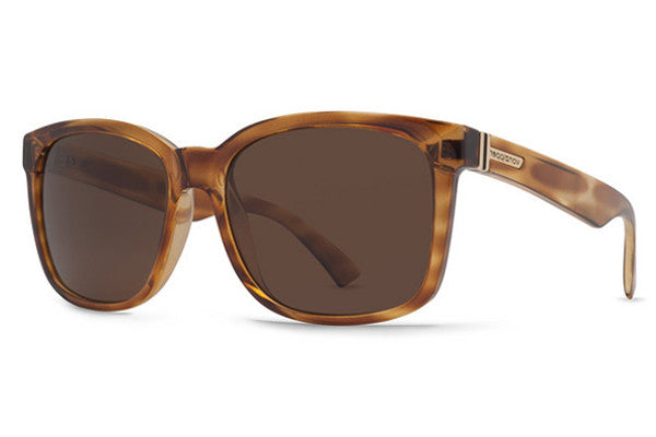 VonZipper - Howl Tortoise Gloss TRT Sunglasses, Bronze Lenses