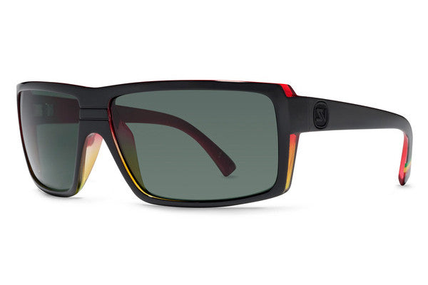 Von Zipper - Snark Black VIB Sunglasses, Grey Lenses