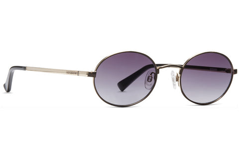 VonZipper - Scenario Gold Gloss Sunglasses / Grey Gradient Lenses