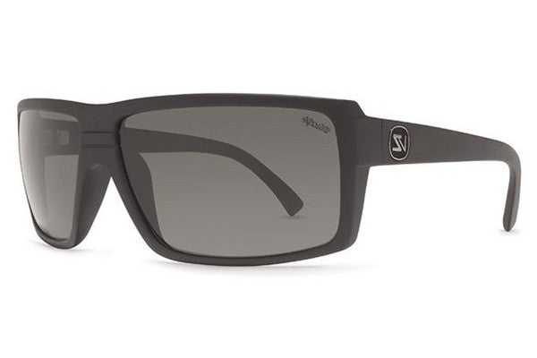 38ed3ee9f2 VonZipper - Snark Black Smoke Satin PSV Sunglasses