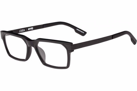 Spy - Abel 53 Matte Black/Matte Black Rx Glasses