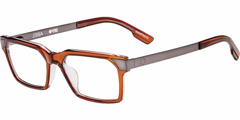 Spy - Abel 53 Sepia/Gunmetal Rx Glasses