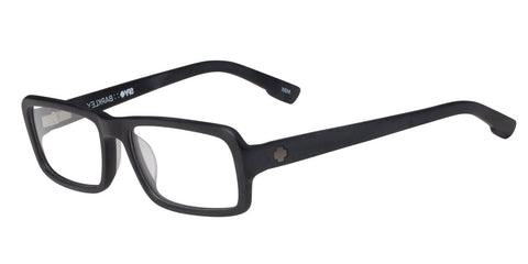 Spy Barkley Matte Black Rx Glasses