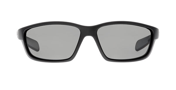 Native - Kodiak Matte Black Sunglasses, Gray Lenses