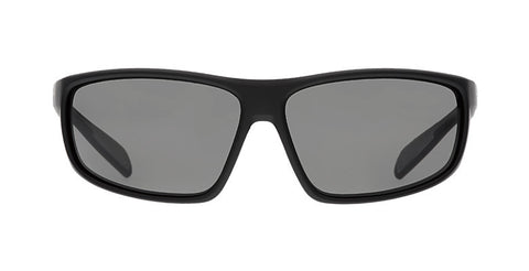 Native Bigfork Matte Black Sunglasses, Gray Lenses